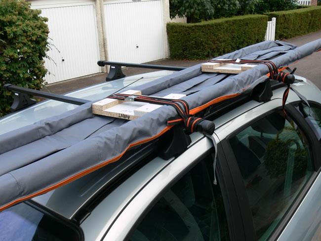 Directwind le forum du windsurf recherche largisseurs - Barre de toit universelle carrefour ...